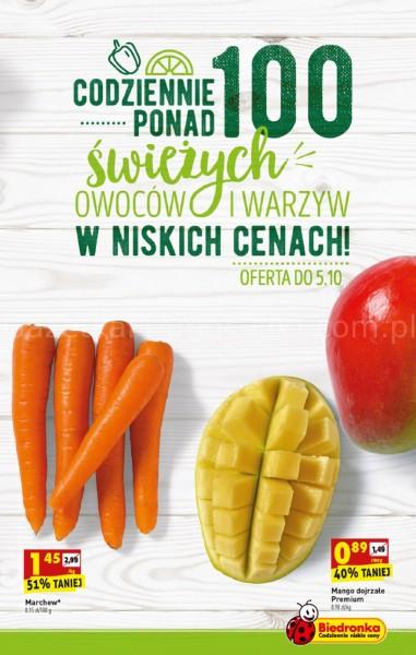 Biedronka gazetka promocyjna od 2019-10-03, strona 11