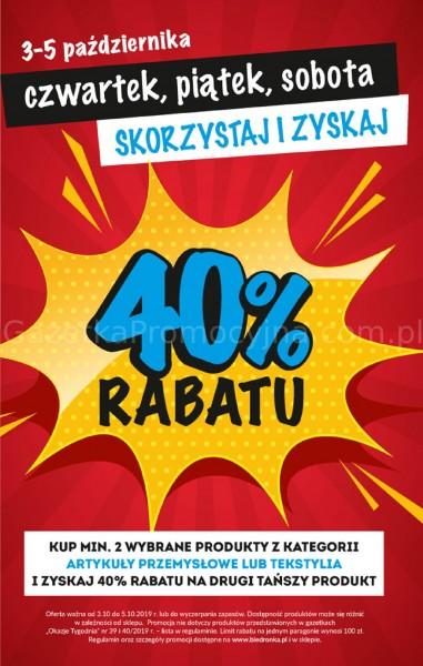 Biedronka gazetka promocyjna od 2019-10-03, strona 45