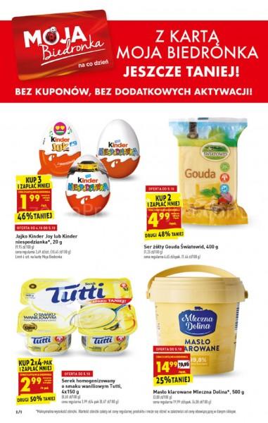 Biedronka gazetka promocyjna od 2019-10-03, strona 8