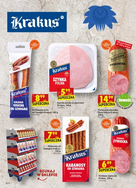 Biedronka gazetka promocyjna od 2019-10-03, strona 30