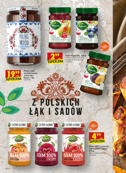 Biedronka gazetka promocyjna od 2019-10-03, strona 40
