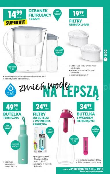 Biedronka gazetka promocyjna od 2019-10-07, strona 13