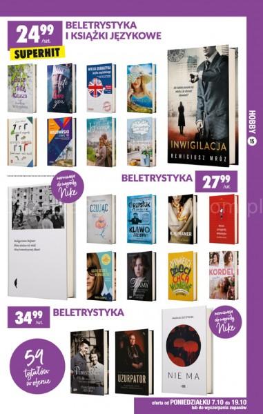 Biedronka gazetka promocyjna od 2019-10-07, strona 15