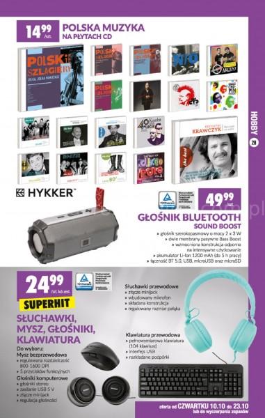 Biedronka gazetka promocyjna od 2019-10-07, strona 28