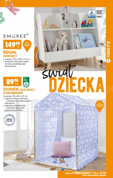 Biedronka gazetka promocyjna od 2019-10-07, strona 7