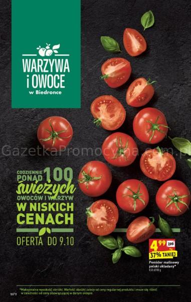 Biedronka gazetka promocyjna od 2019-10-07, strona 10
