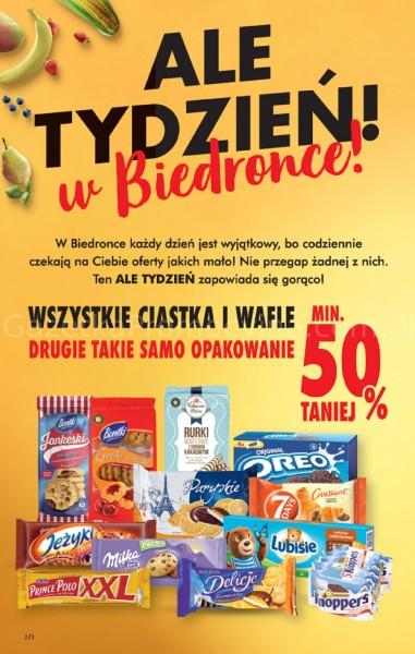 Biedronka gazetka promocyjna od 2019-10-07, strona 2
