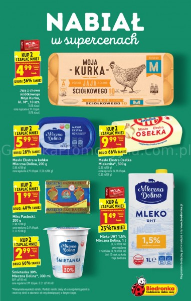Biedronka gazetka promocyjna od 2019-10-07, strona 25