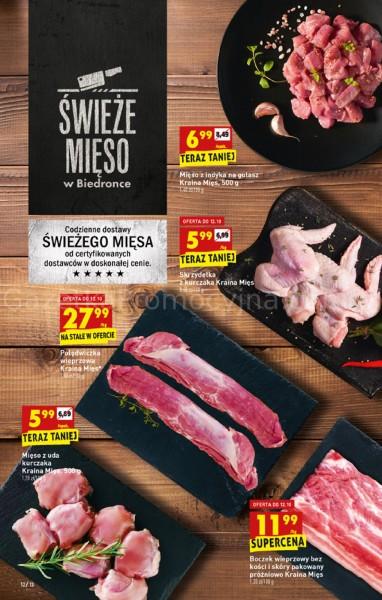 Biedronka gazetka promocyjna od 2019-10-10, strona 12