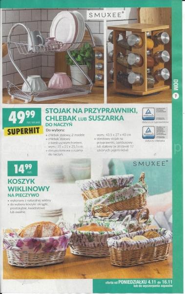Biedronka gazetka promocyjna od 2019-11-04, strona 7