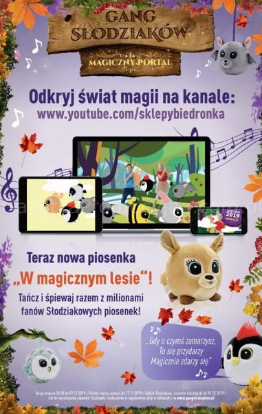 Biedronka gazetka promocyjna od 2019-11-04, strona 56