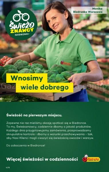 Biedronka gazetka promocyjna od 2019-11-07, strona 14