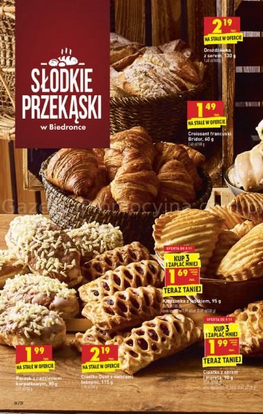 Biedronka gazetka promocyjna od 2019-11-07, strona 38