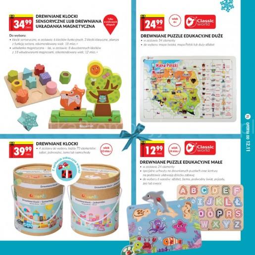 Biedronka gazetka promocyjna od 2019-11-12, strona 27