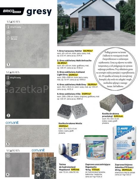 Bricomarche gazetka promocyjna od 2021-03-31, strona 68