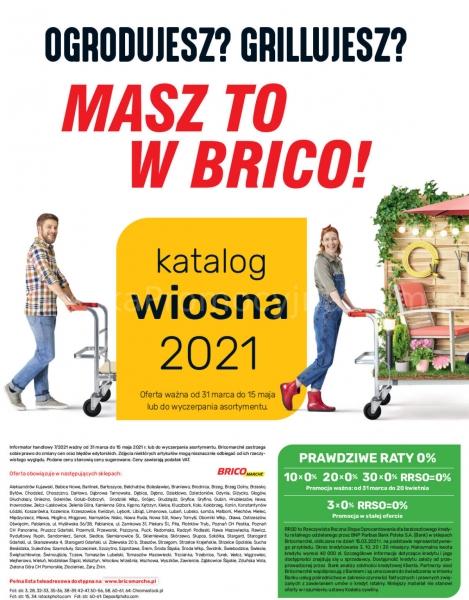 Bricomarche gazetka promocyjna od 2021-03-31, strona 76