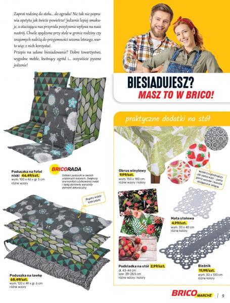 Bricomarche gazetka promocyjna od 2021-03-31, strona 9