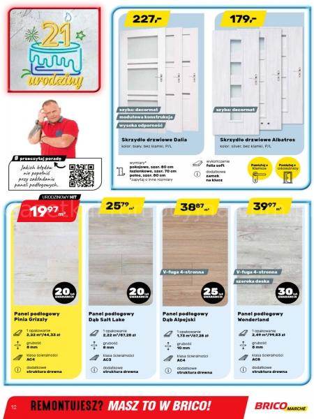 Bricomarche gazetka promocyjna od 2021-06-02, strona 12