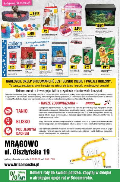 Bricomarche gazetka promocyjna od 2017-03-08, strona 12