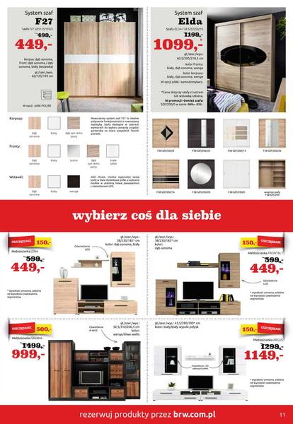 Black Red White gazetka promocyjna od 2017-04-18, strona 11