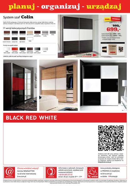 Black Red White gazetka promocyjna od 2017-04-18, strona 24