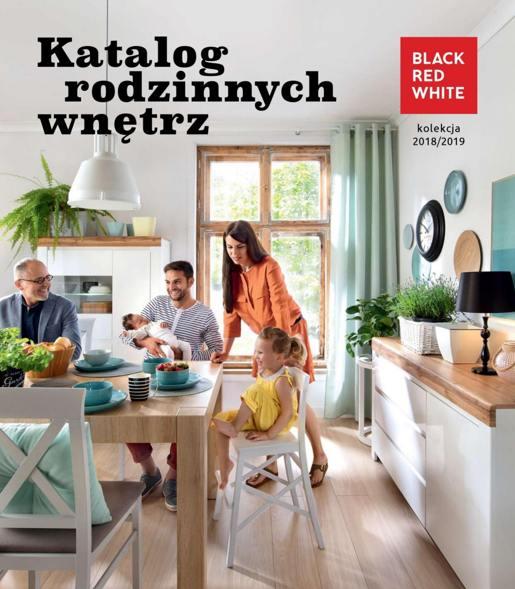 Black Red White gazetka promocyjna od 2018-07-01, strona 1