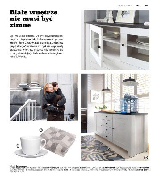 Black Red White gazetka promocyjna od 2018-07-01, strona 141