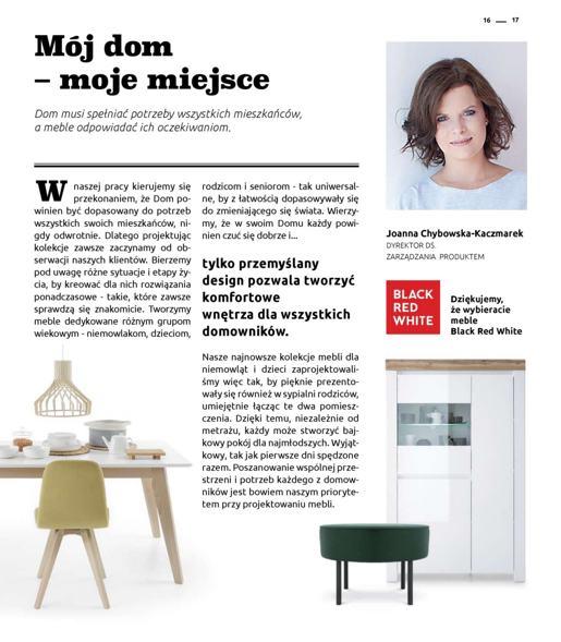 Black Red White gazetka promocyjna od 2018-07-01, strona 17