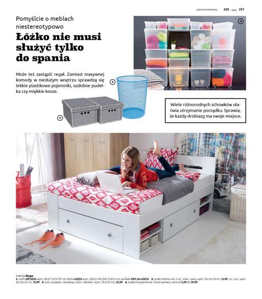 Black Red White gazetka promocyjna od 2018-07-01, strona 221