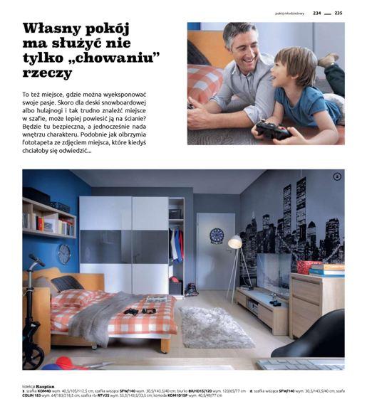 Black Red White gazetka promocyjna od 2018-07-01, strona 235