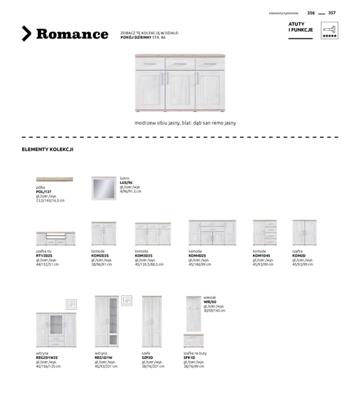 Black Red White gazetka promocyjna od 2018-07-01, strona 357