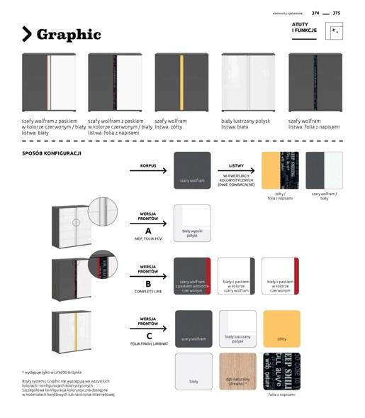 Black Red White gazetka promocyjna od 2018-07-01, strona 375