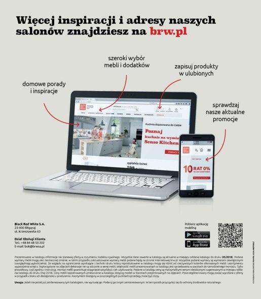 Black Red White gazetka promocyjna od 2018-07-01, strona 424