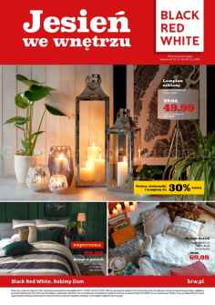 Gazetka promocyjna  Black Red White od 2018-11-01