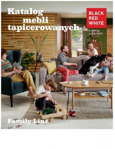 Black Red White gazetka promocyjna od 2018-09-14, strona 1
