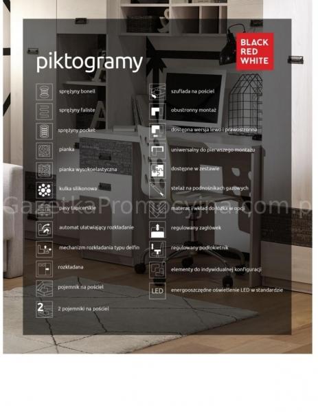 Black Red White gazetka promocyjna od 2018-09-14, strona 99
