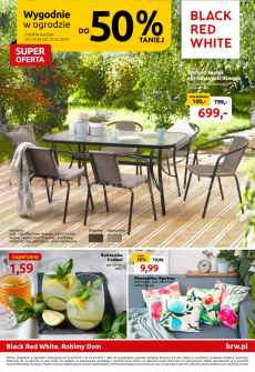 Gazetka promocyjna  Black Red White od 2019-04-25