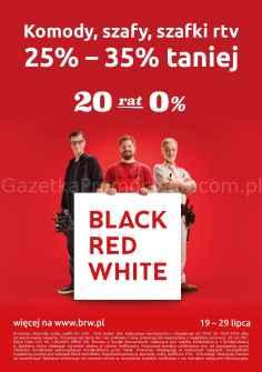 Black Red White Archiwum Gazetka Promocje Oferta S1