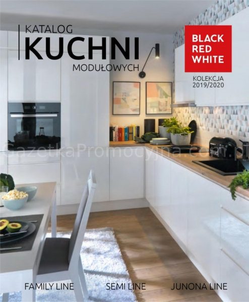 Black Red White gazetka promocyjna od 2019-08-12, strona 1
