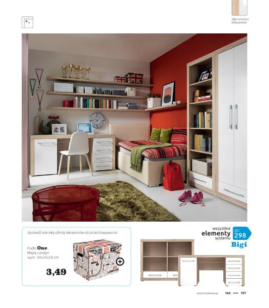 Black Red White gazetka promocyjna od 2016-09-01, strona 167