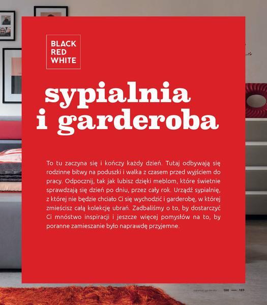 Black Red White gazetka promocyjna od 2016-09-01, strona 189