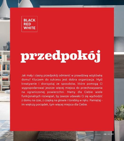 Black Red White gazetka promocyjna od 2016-09-01, strona 239