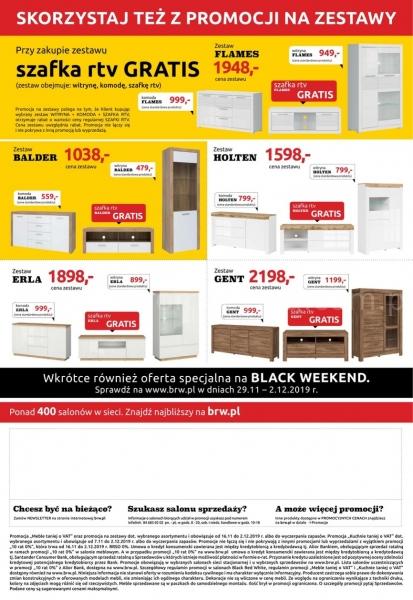 Black Red White gazetka promocyjna od 2019-11-16, strona 16