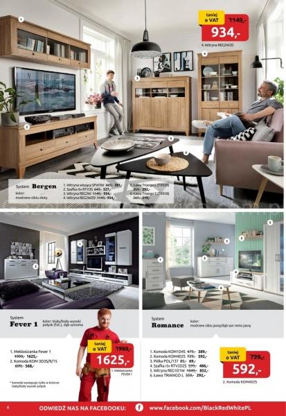 Black Red White gazetka promocyjna od 2019-11-16, strona 6