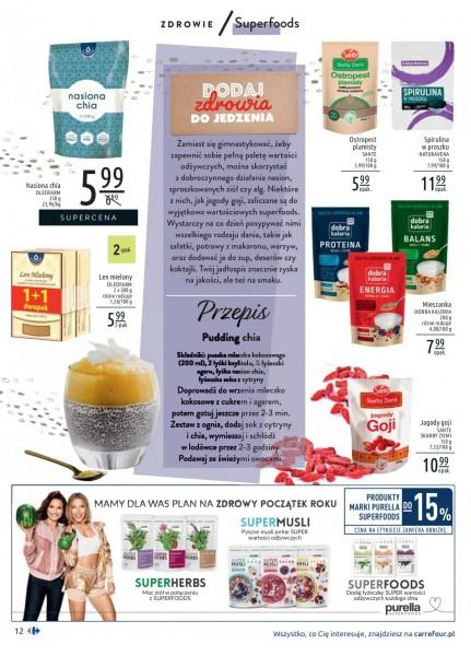 Carrefour gazetka promocyjna od 2020-01-08, strona 12