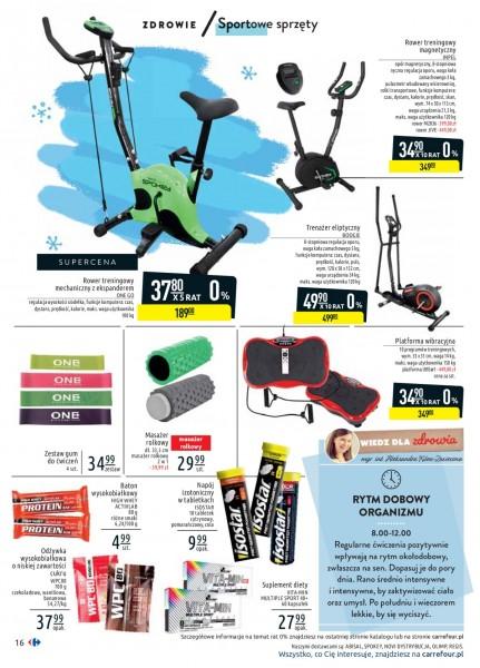 Carrefour gazetka promocyjna od 2020-01-08, strona 16