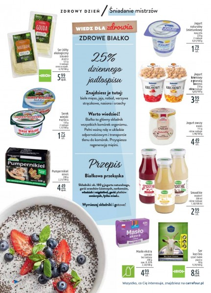 Carrefour gazetka promocyjna od 2020-01-08, strona 6
