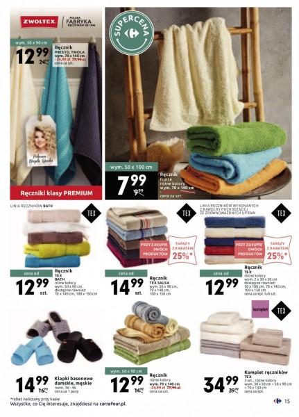 Carrefour gazetka promocyjna od 2020-01-14, strona 15