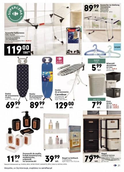 Carrefour gazetka promocyjna od 2020-01-14, strona 21