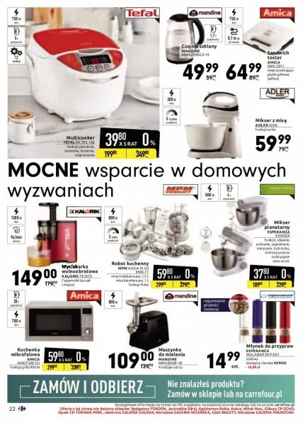 Carrefour gazetka promocyjna od 2020-01-14, strona 22